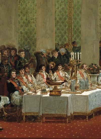 Alexandre Benoît Jean Dufay: Hochzeitsbild Napoleon I. mit Marie ...