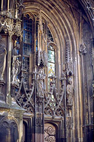 Romanische kunst im elsass - Architektur gotik ...