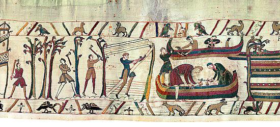Die letzten Wikinger  Ausstellung im Archäologischen