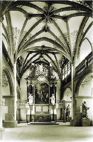 artemisias schloss orgel