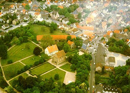 ehem. Kloster Lorsch -...