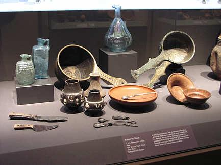 Historisches Museum der Pfalz, Speyer: Römer und Franken ...