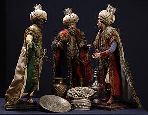Wie Heißen Die Heiligen Drei Könige?