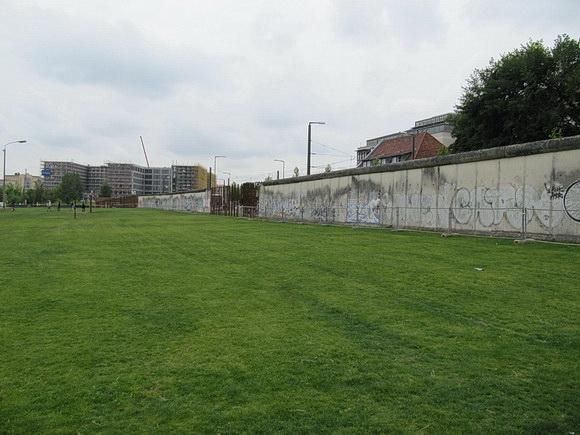 Denkmal Berliner Mauer Berliner Mauer Mauerpark Mit