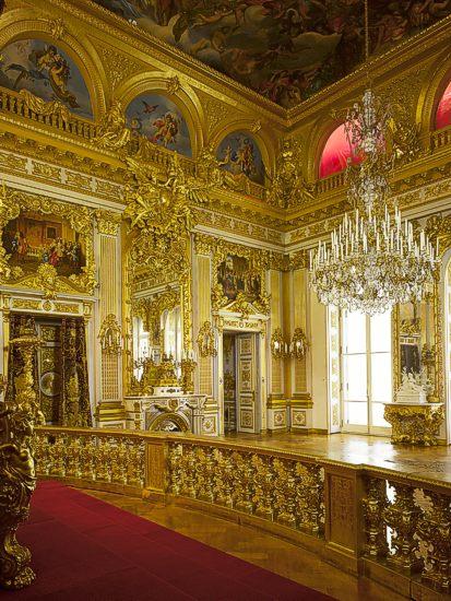 Schlösser Ludwigs Ii: Herrenchiemsee Ludwig Xiv Schlafzimmer