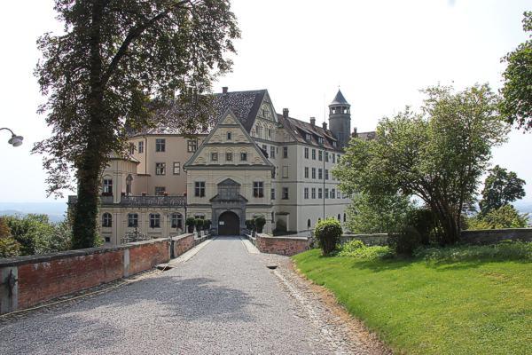 Schloss Heiligenberg : Bodensee Tourismus