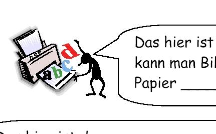 Tip At Gs Arbeitsblatt Die Teile Des Computers